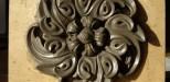 Модели для литья по выплавляемым моделям для кузнечной мастерской Павла Пряхина  2009год. Работы выполнены с соблюдением жестких требований симметрии и размерности.
