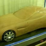 Модель  из пластилина  Кольб с которой всё началось.